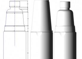 Wynalazca z Leszna zaprojektował innowacyjną butelkę do napojów
