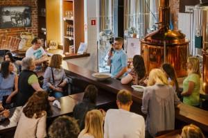 Sokołów zaprosił blogerów na warsztaty do Akademii Smaków