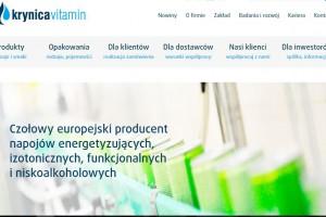 Krynica Vitamin: Wzrost przychodów, spadek zysku netto w I półroczu 2017 r.