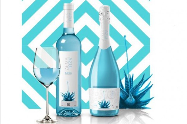 Niebieska rewolucja w świecie wina trwa