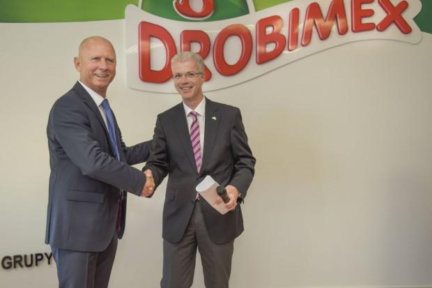 Drobimex kończy realizację wartego 200 mln zł 3-letniego procesu inwestycyjnego