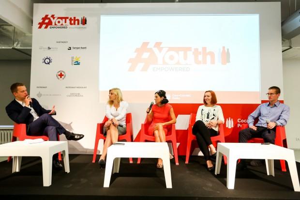 Coca-Cola HBC Polska uruchomiła program, który ma pomóc młodym ludziom w edukacji i znalezieniu pracy