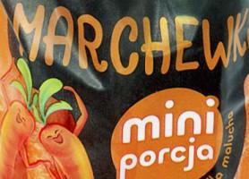 Lidl zachęca uczniów do spożywania bananów i marchewek w wersji mini