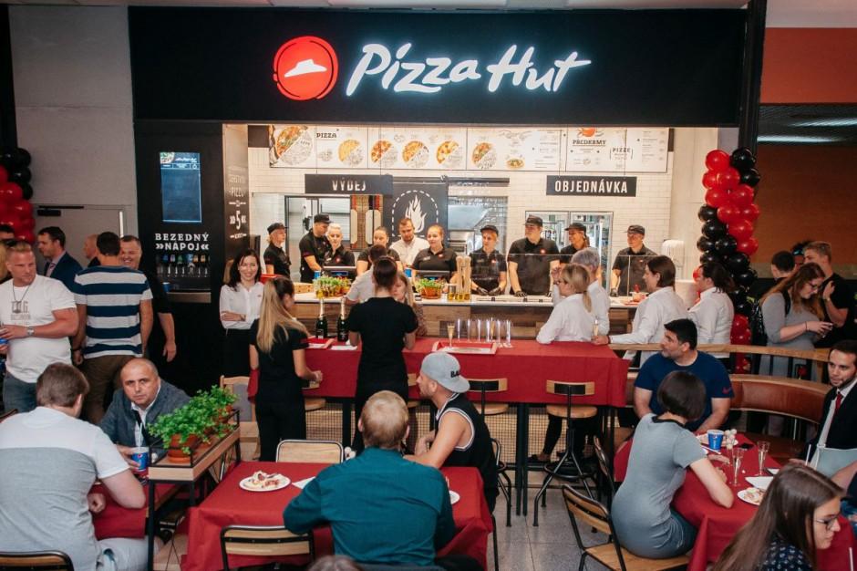 Pizza Hut weszła do Czech