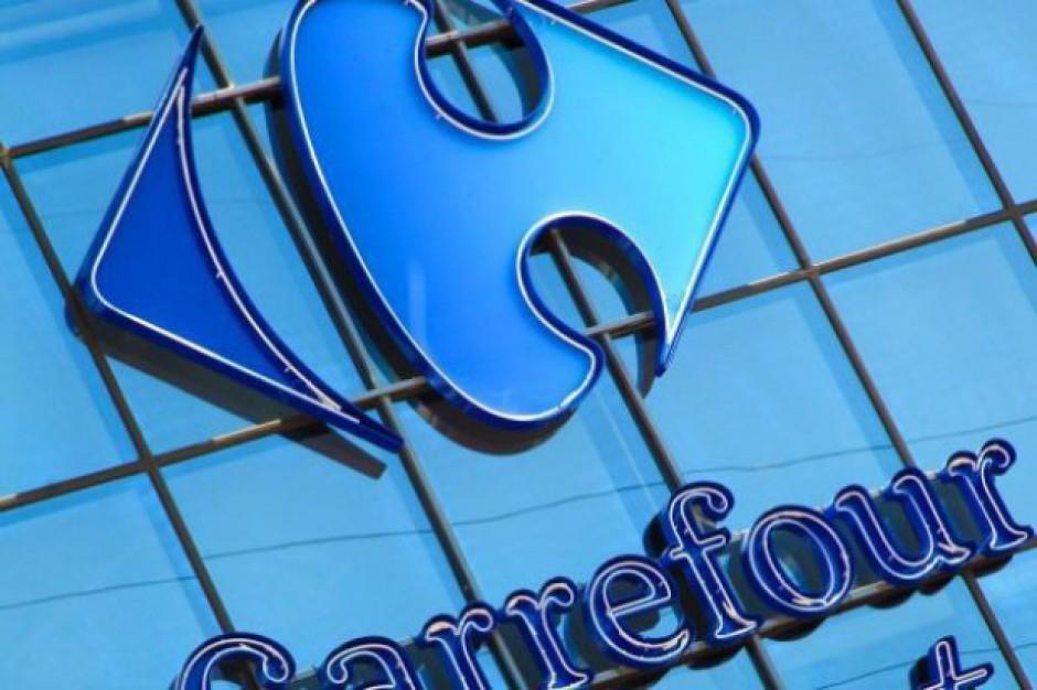 Francja: Carrefour zainwestuje mniej niż przewidywał