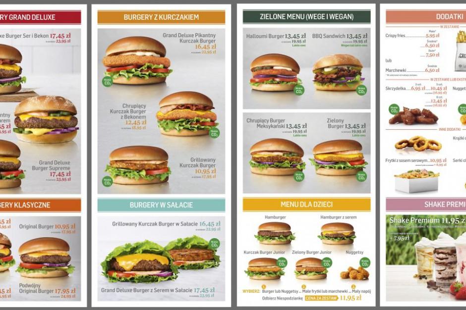 Max Premium Burgers: Znamy dostawców szwedzkiej sieci
