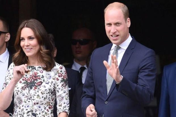 Książę William i księżna Kate spodziewają się trzeciego dziecka