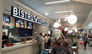 Galeria Gryf z nową strefą restauracyjną