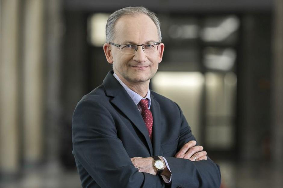 Cybulski: W Ministerstwie Finansów powstanie baza danych o sprzedaży detalicznej
