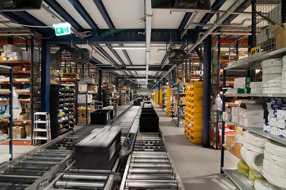 Mecalux wyposażył jeden z najnowocześniejszych centrów logistycznych w Europie