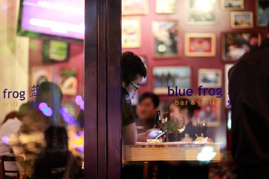 AmRest wchodzi z marką Blue Frog do Polski