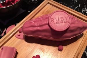 Zdjęcie numer 1 - galeria: Wynaleziono nową, różową odmianę czekolady