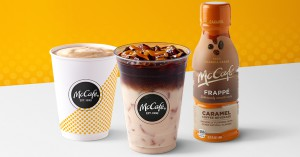 McDonald's i Coca-Cola będą produkować kawy RDG (Ready to drink)
