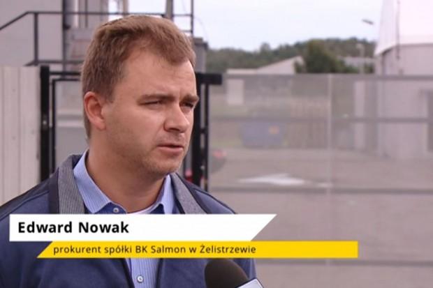 BK Salmon: Zachorowań w Danii nie powinno się wiązać z naszą firmą