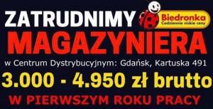Polityk Kongresu Nowej Prawicy: Pracownicy Biedronki zarabiają więcej niż nauczyciele!