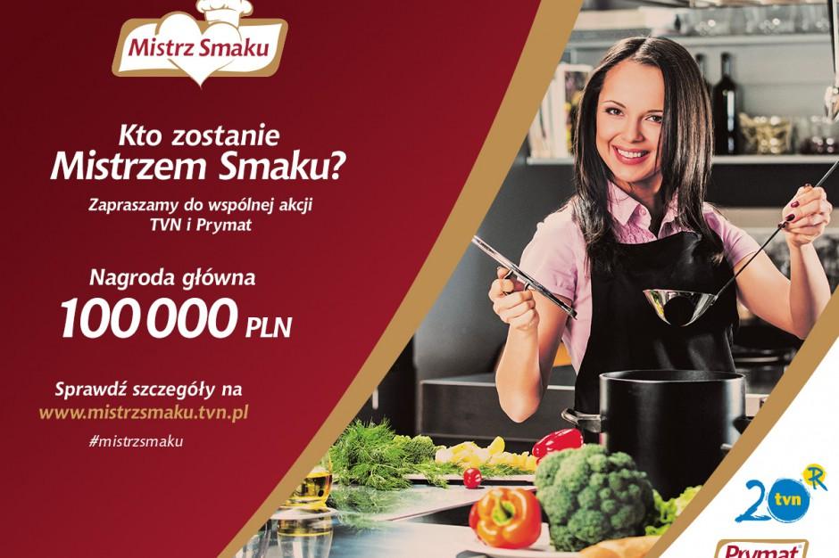 Mistrz Smaku - nowa akcja telewizji TVN i Prymat