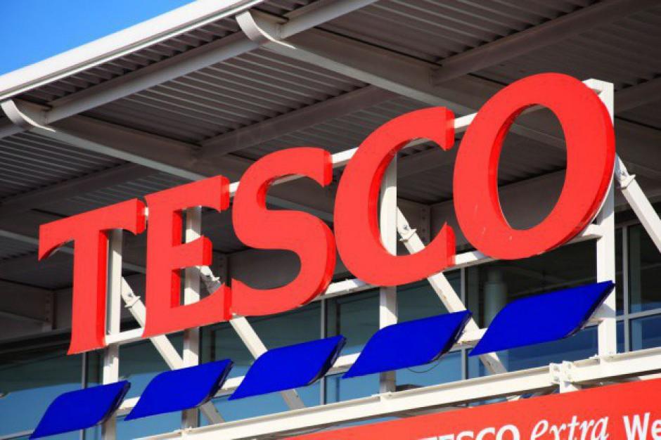 Strajk pracowników Tesco na tle płacowym