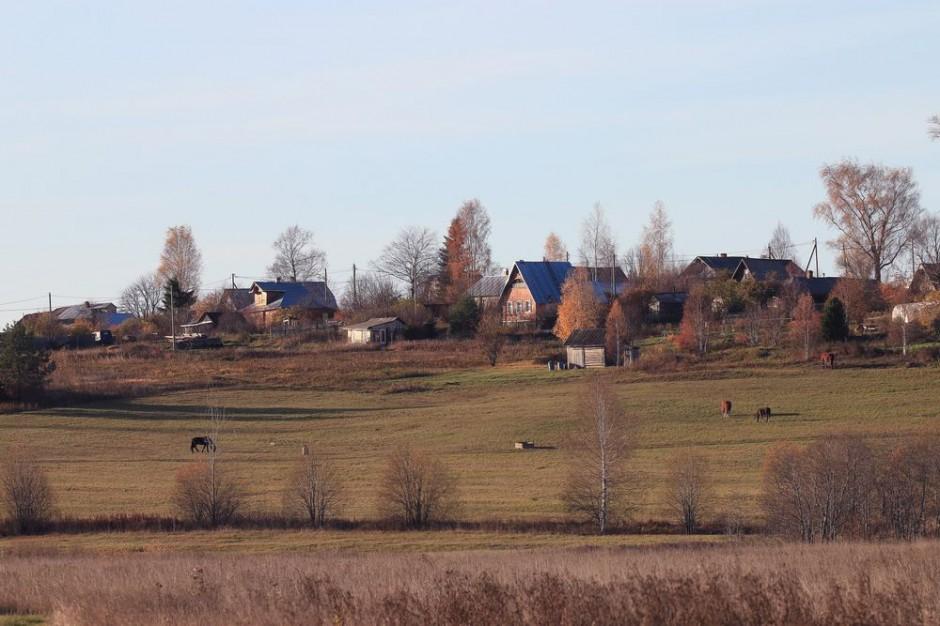 Rosyjskie wsie na wymarciu