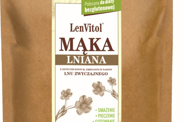 Nowa mąka lniana od LenVitol