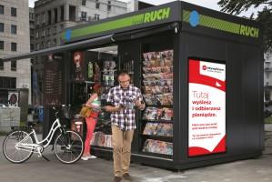 RUCH poszerza ofertę o przekazy MoneyGram
