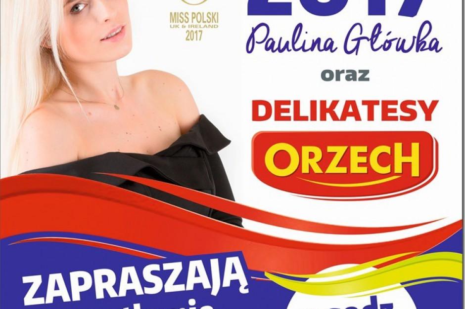 Miss Polski UK & Ireland 2017 ambasadorką ZPOW Orzech