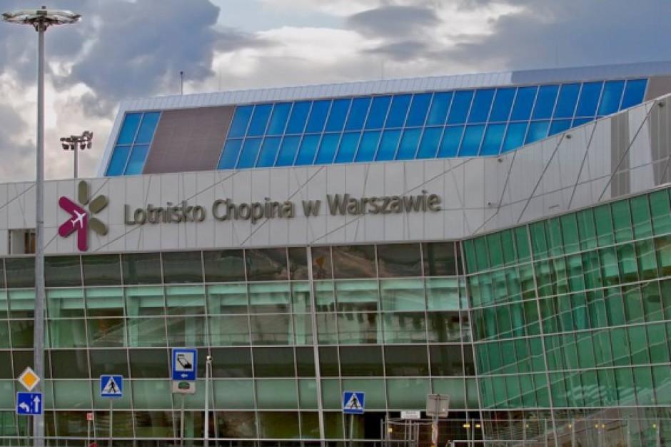 Lotnisko Chopina zaoferuje pasażerom darmową wodę