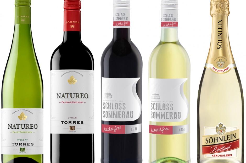 Wina bezalkoholowe lepsze niż piwa bezalkoholowe?