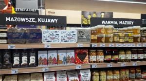 Zdjęcie numer 2 - galeria: Carrefour otwiera hipermarket w Warszawie. Nowe koncepty, usługa Scan&Go (zdjęcia)