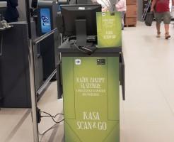 Zdjęcie numer 5 - galeria: Carrefour otwiera hipermarket w Warszawie. Nowe koncepty, usługa Scan&Go (zdjęcia)