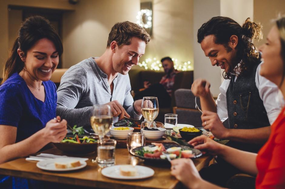 Rynek restauracji: W 2017 r. na posiłki poza domem wydamy 36 mld zł