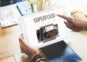 Producenci superfoods i prozdrowotnej żywności stawiają na social media