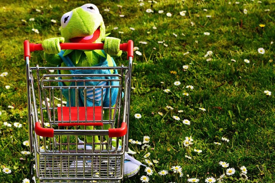 Z walki Biedronki i Lidla na Świeżaki i Lidlaki czerpie jeszcze więcej sieci sklepów
