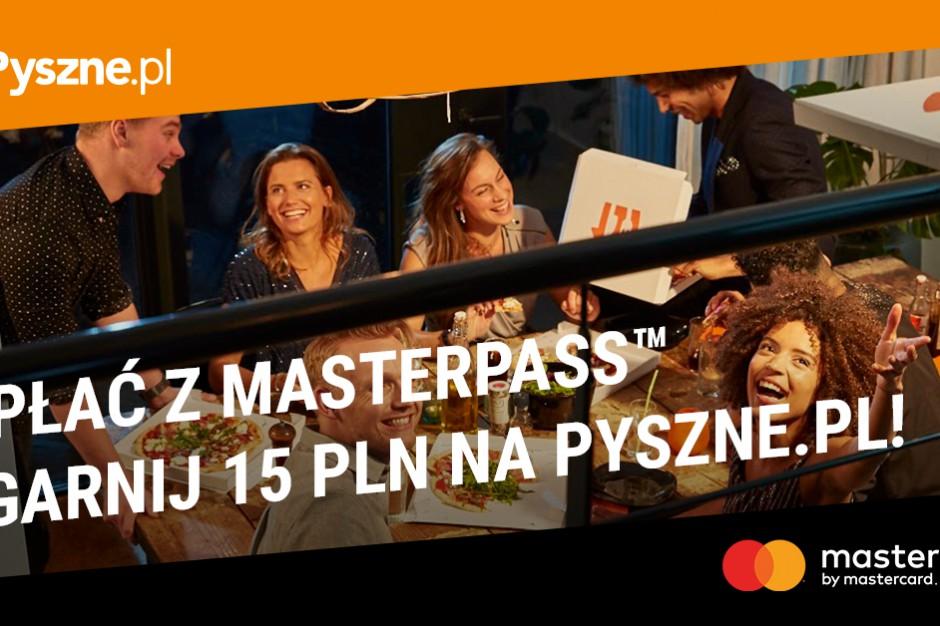 Pyszne.pl zachęca do płatności portfelem elektronicznym
