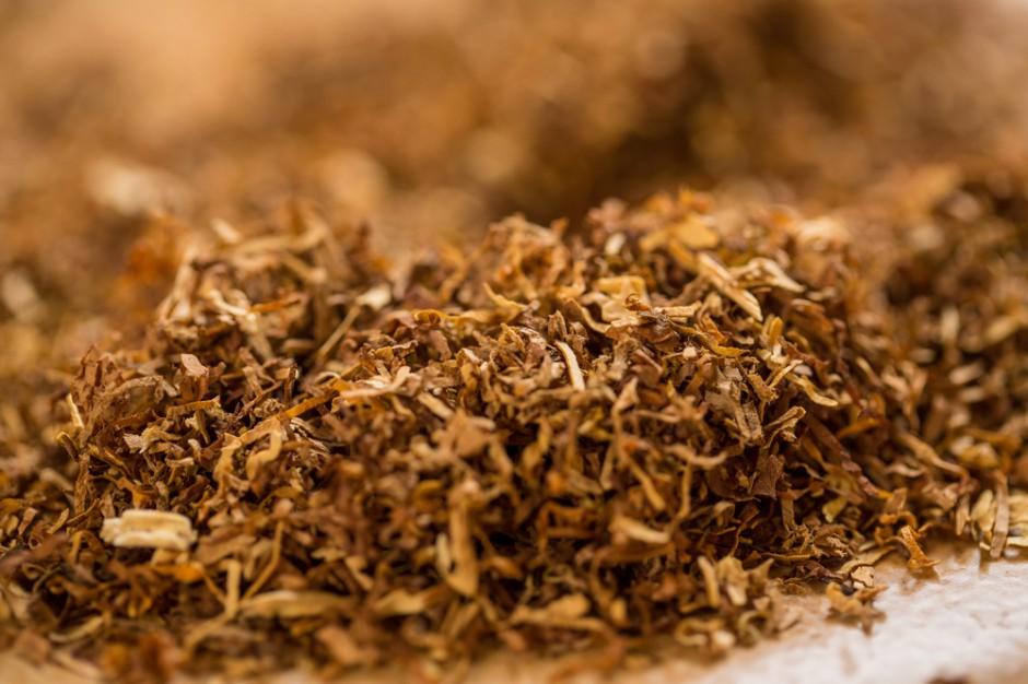 Rząd rozpatrzy projekt ws. uszczelnienia handlu suszem tytoniowym