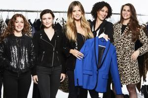 Analitycy: Kolekcja Heidi Klum wzmacnia segment odzieżowy w dyskontach