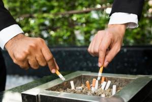 Polacy wypalają rocznie ok. 40 mld papierosów