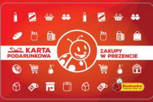 Biedronka wprowadza karty podarunkowe dla klientów indywidualnych