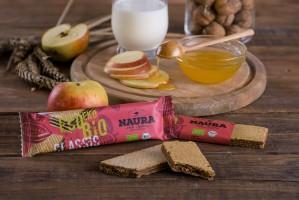 Bio Naura poszerza ofertę o bio wafelki