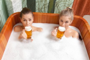 Własny browar i kąpiel w piwie - nowy pomysł znanego uzdrowiska