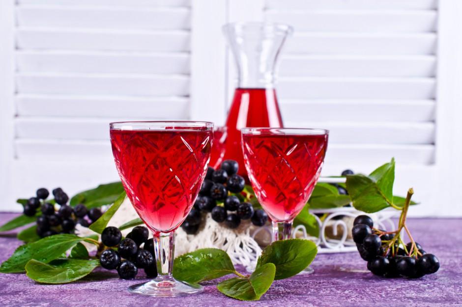 Dobry sierpień dla win owocowych