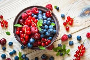 Zawarte w owocach antocyjany mogą opóźniać procesy starzenia i działać ochronnie na serce