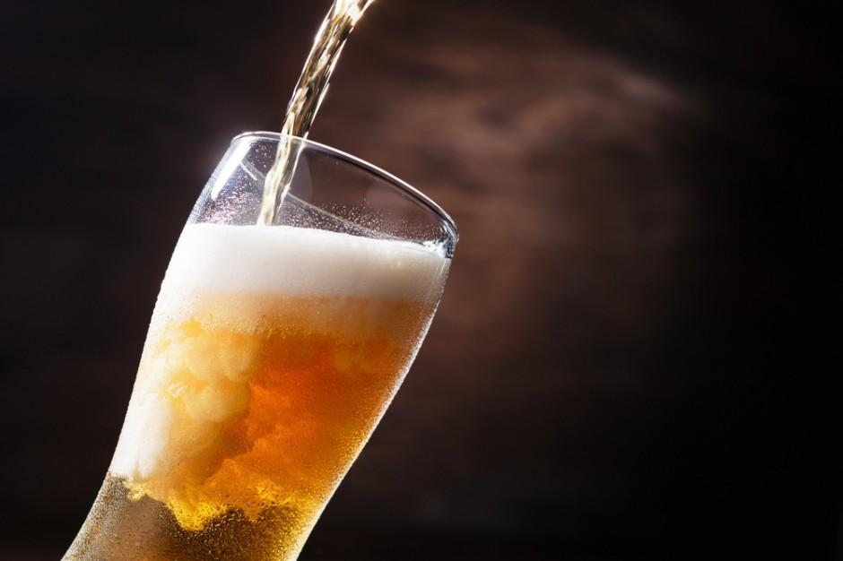 Produkcja piwa w sierpniu wyższa niż rok temu