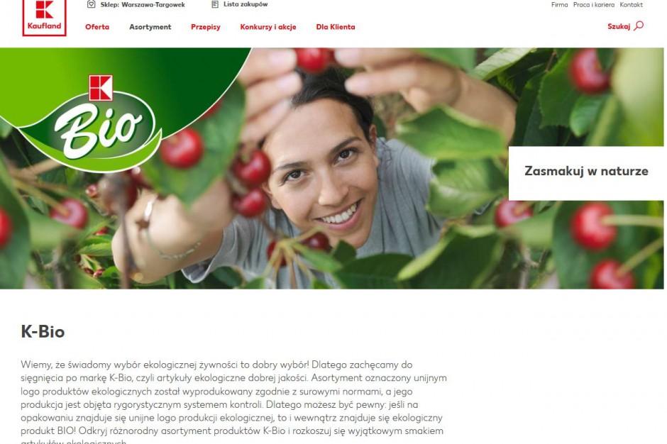 Kaufland uruchomił nową stronę internetową