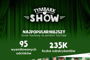 Tymbark docenił potencjał polskiego YouTube