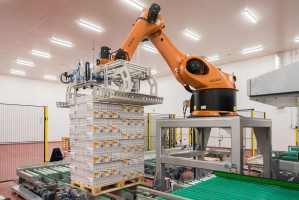 Zdjęcie numer 8 - galeria: Frosta prezentuje nową linię produkcyjną i zapowiada kolejne inwestycje w Bydgoszczy (zdjęcia)
