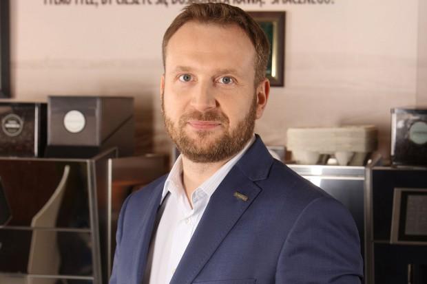 Michał Ciszek został nowym prezesem zarządu Circle K Polska