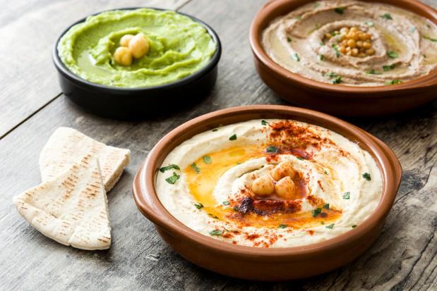 Hummus robi zawrotną karierę - analiza