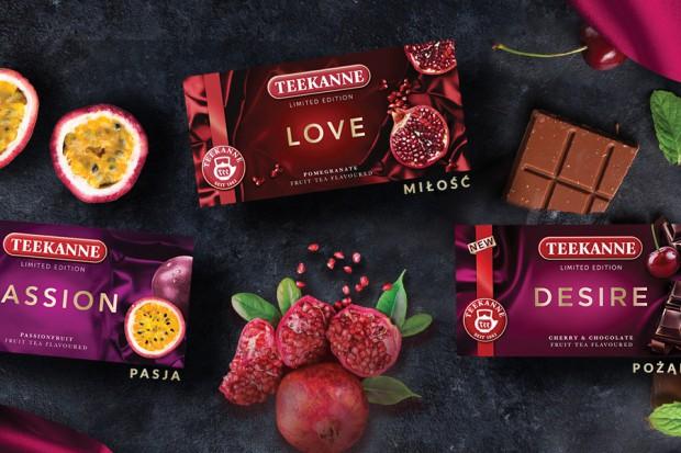 Teekanne wprowadza linię herbat Desire, Passion oraz Love