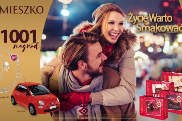 Świąteczna oferta od Mieszko i loteria z nagrodą w postaci Fiata 500