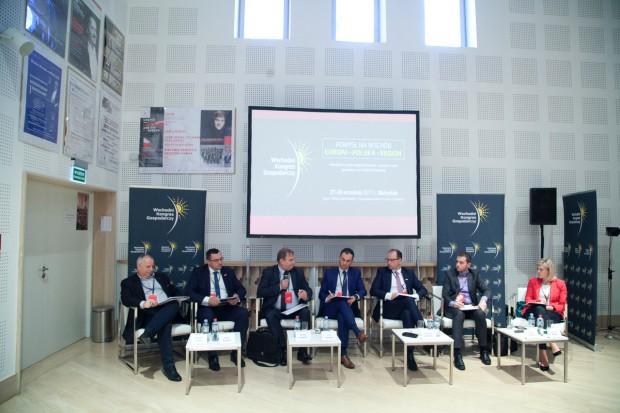 WKG 2017: Polska żywność - konsolidacja i ekspansja - relacja z debaty (zdjęcia)